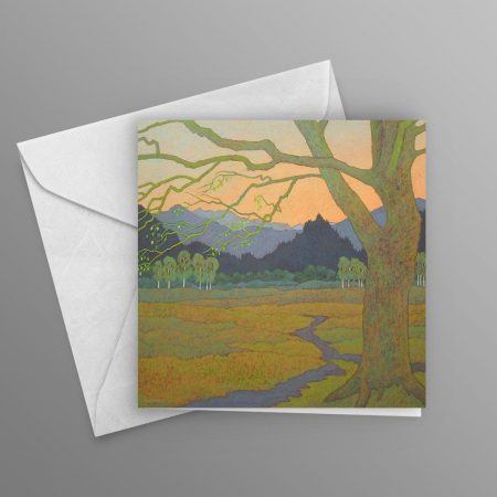 After-the-Rain-greeting-card-square