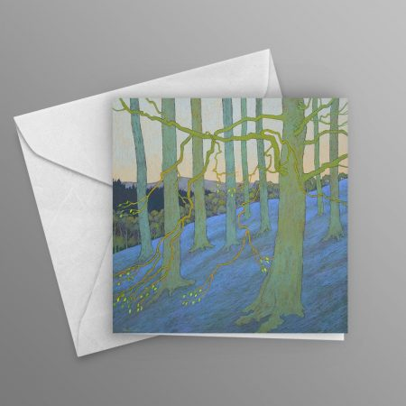 First-Signs-of-Spring-greeting-card-square