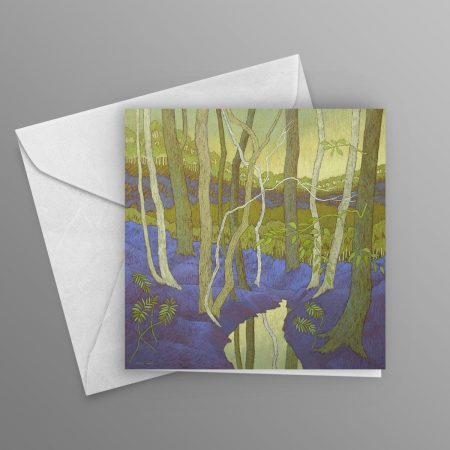 Reflections-greeting-card-square