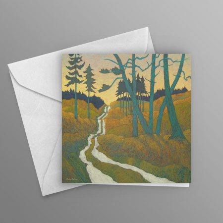 Sandy-Tracks-upon-the-Heath-greeting-card-square