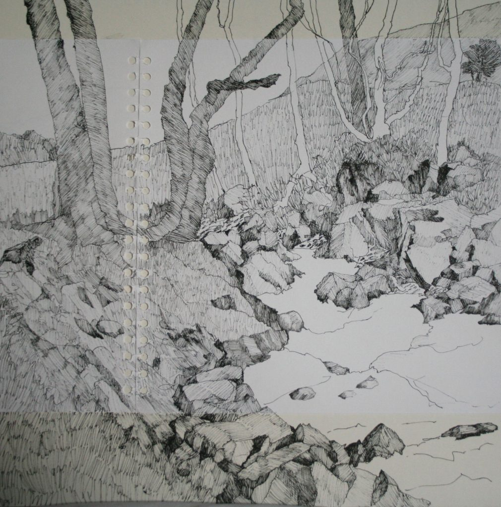 Cumbrian Drawing 2