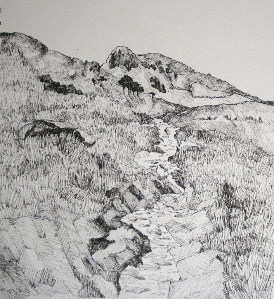 Cumbrian Drawing 4