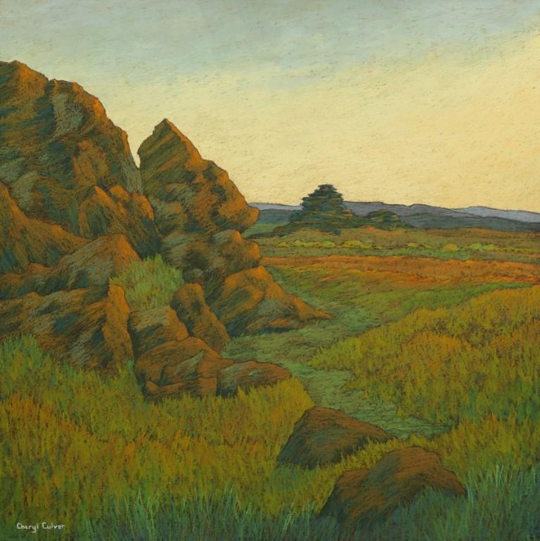 'Across the Moor'