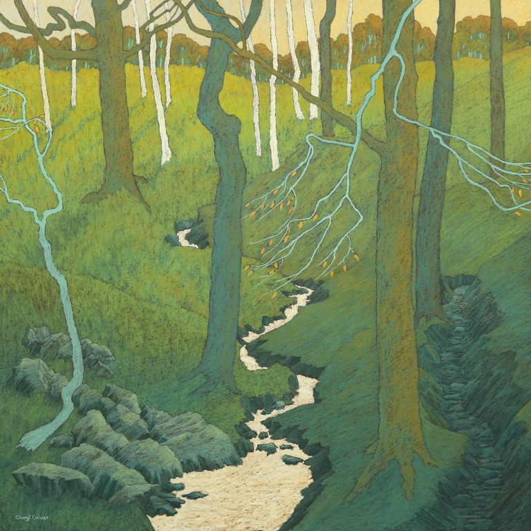 'Tiny Tumbling Stream'
