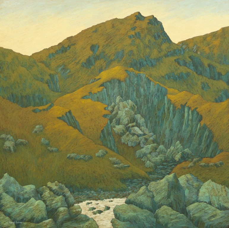 'Ancient Rockfall' £1,950