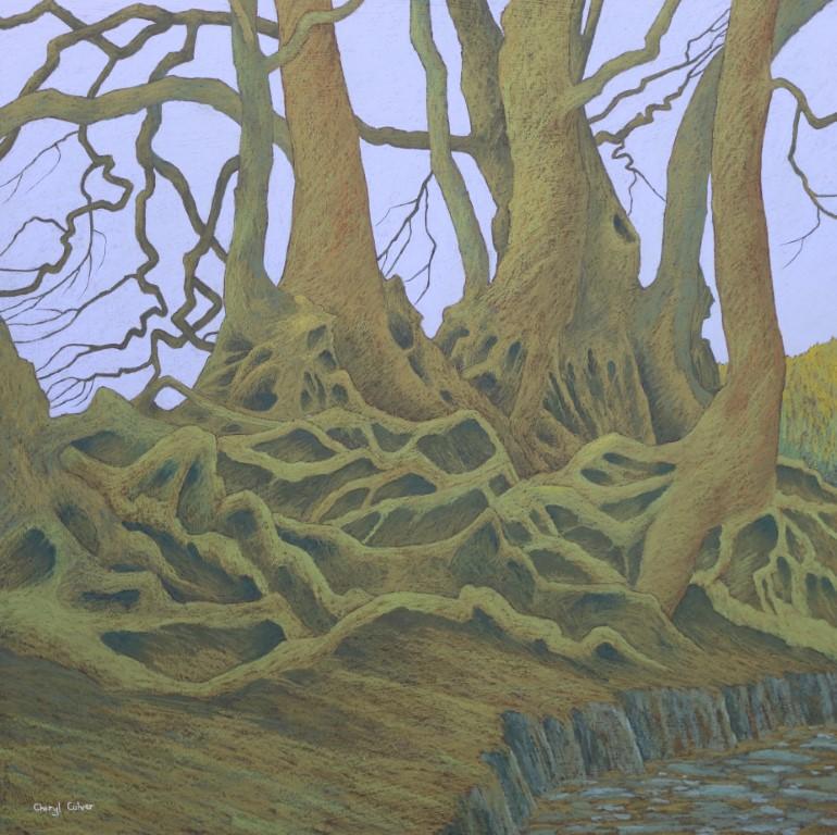 'Beech Trees' Price £1,950