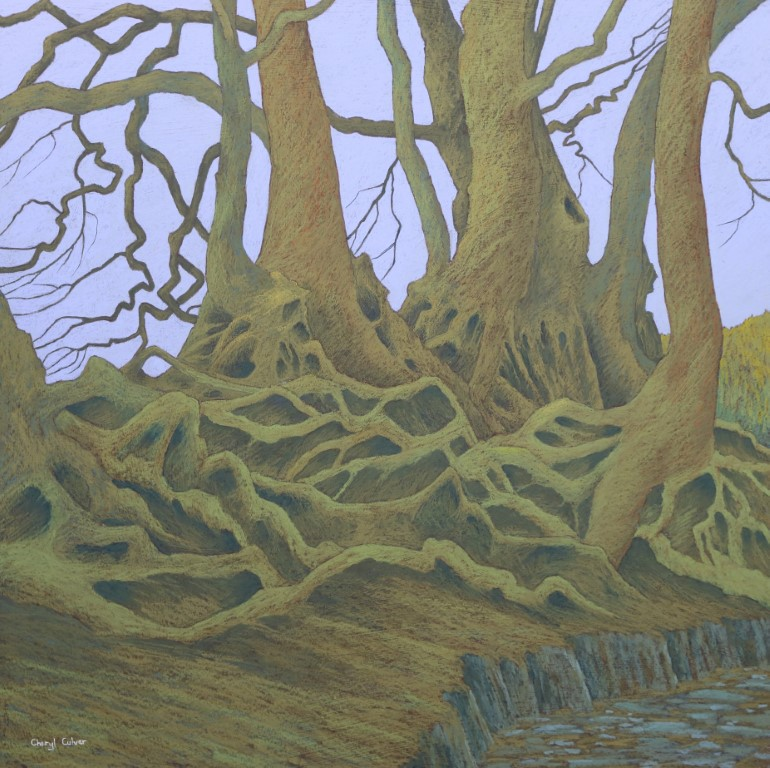 'Beech Trees' £1,950