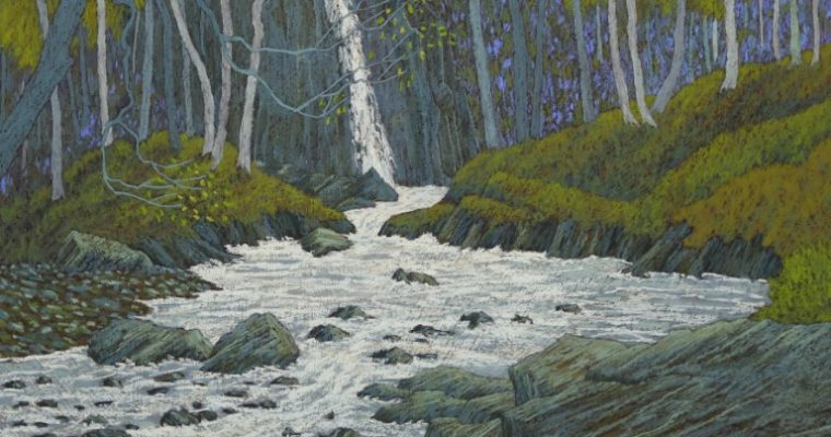 Exhibition of Pastel Paintings at Val Gould Gallery Sandwich