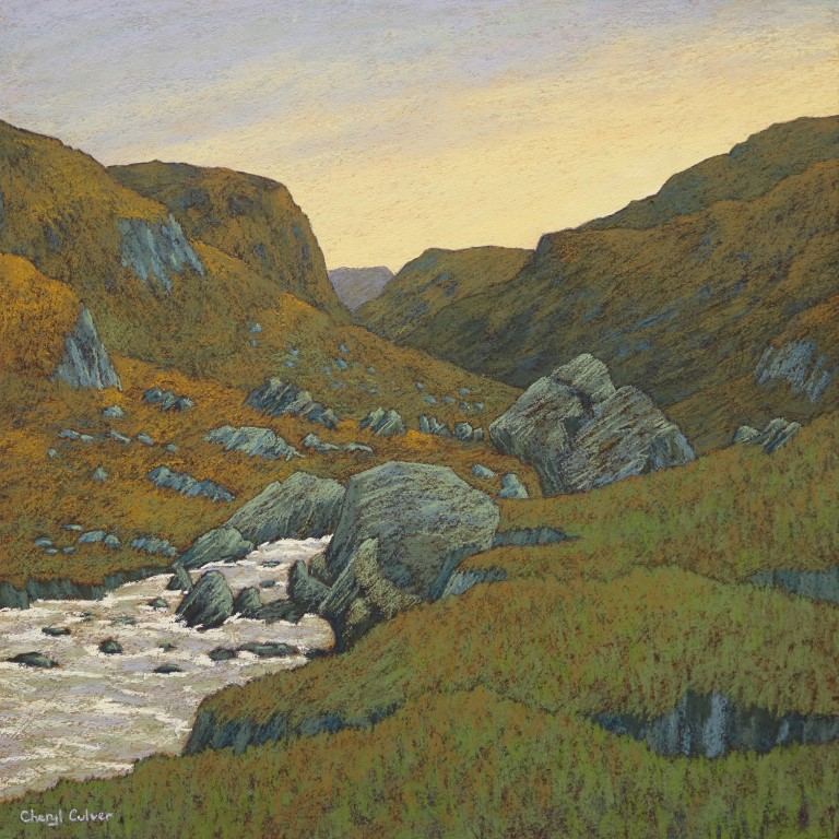 Mountain Stream £700 SOLD