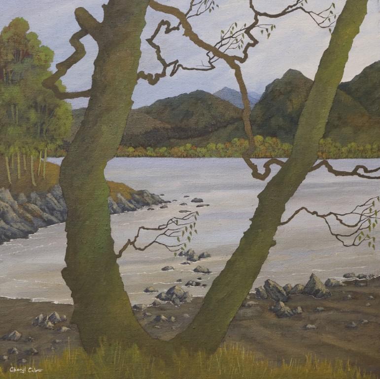 'The Lake, All to Myself' £725