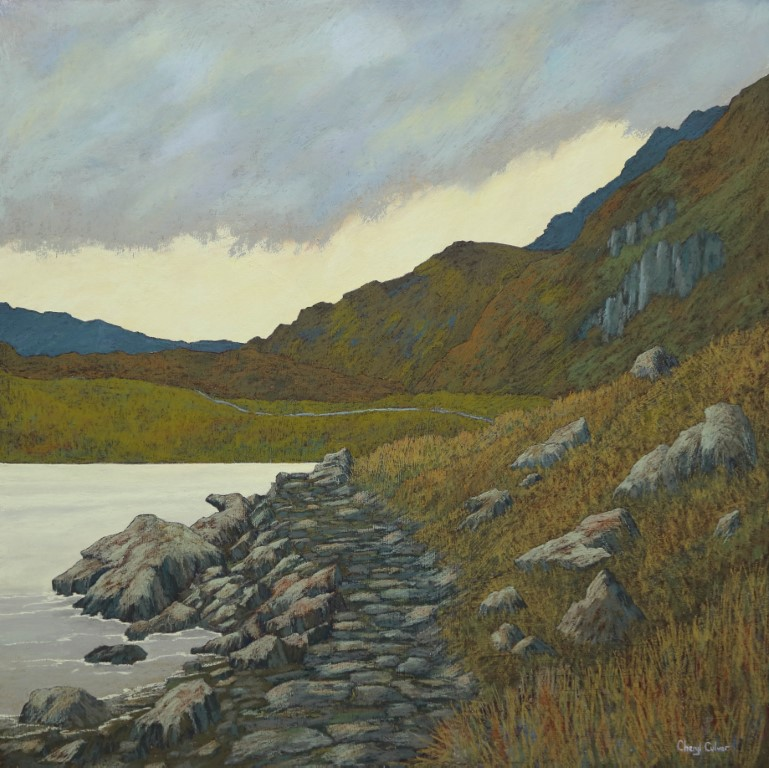 The Path around the Lake £1,750