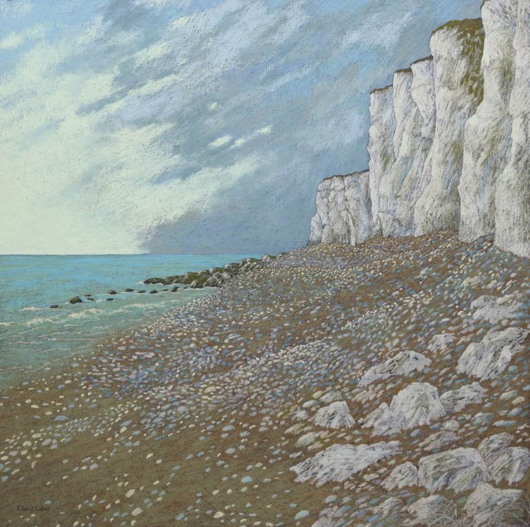 'Deserted Beach'